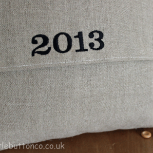 Personalise your cushion back