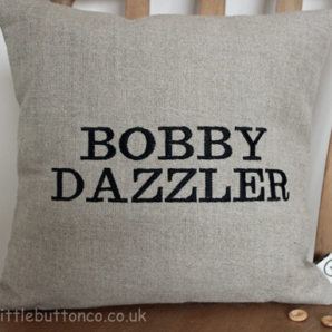 Bobby Dazzler Cushion