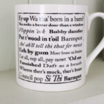 Yorkshire Collection mugs