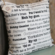 The Yorkshire Collection cushion