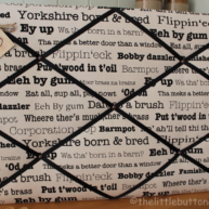 The Yorkshire Collection Memo Board