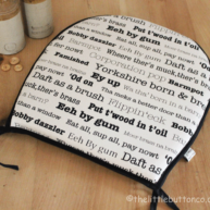 The Yorkshire Collection seat pad