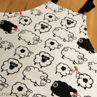 Sheep Collection Apron