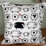 Sheep Collection Cushion