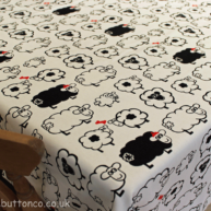 Sheep Collection tablecloth