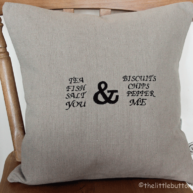 Perfect Together Cushion