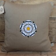 Yorkshire Rose Cushion
