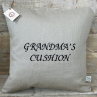Grandma's Cushion