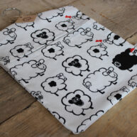 Sheep Collection Peg Bag