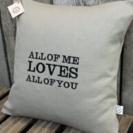 All Of Me Cushion