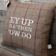 Yorkshire Greetings Heather Cushion