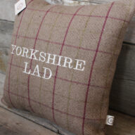Yorkshire Lad Heather Cushion