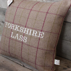 Yorkshire Lass Heather Cushion