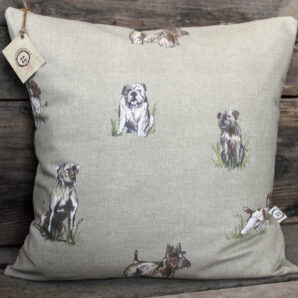 Multi Dog Cushion
