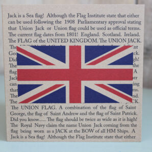 Union Jack Greetings Card