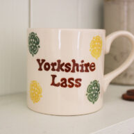 Yorkshire Lass Mug Large