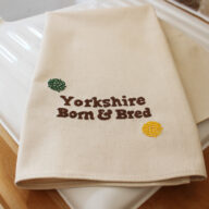 Born & Bred Embroidered T-Towel