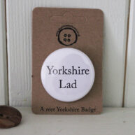 Yorkshire Lad Badge