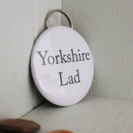 Yorkshire Lad Bottle Opener Keyring